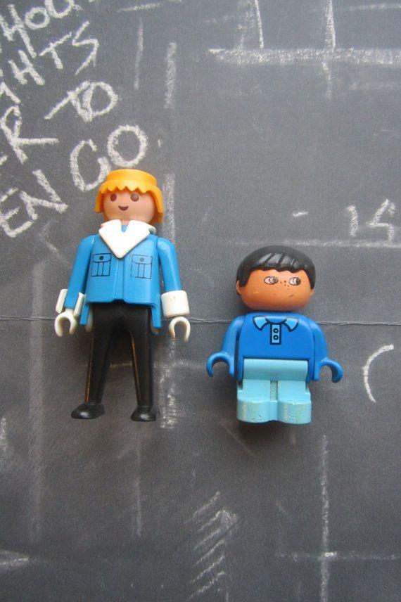 Funny fridge magnets couple gift LEGO fridge magnet figures Lego ...