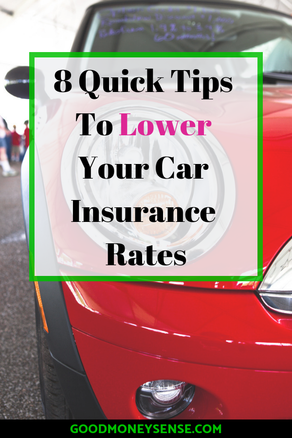 Auto Insurance Basics And How To Save Money On Car Insurance With