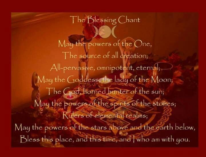 Blessing Chant