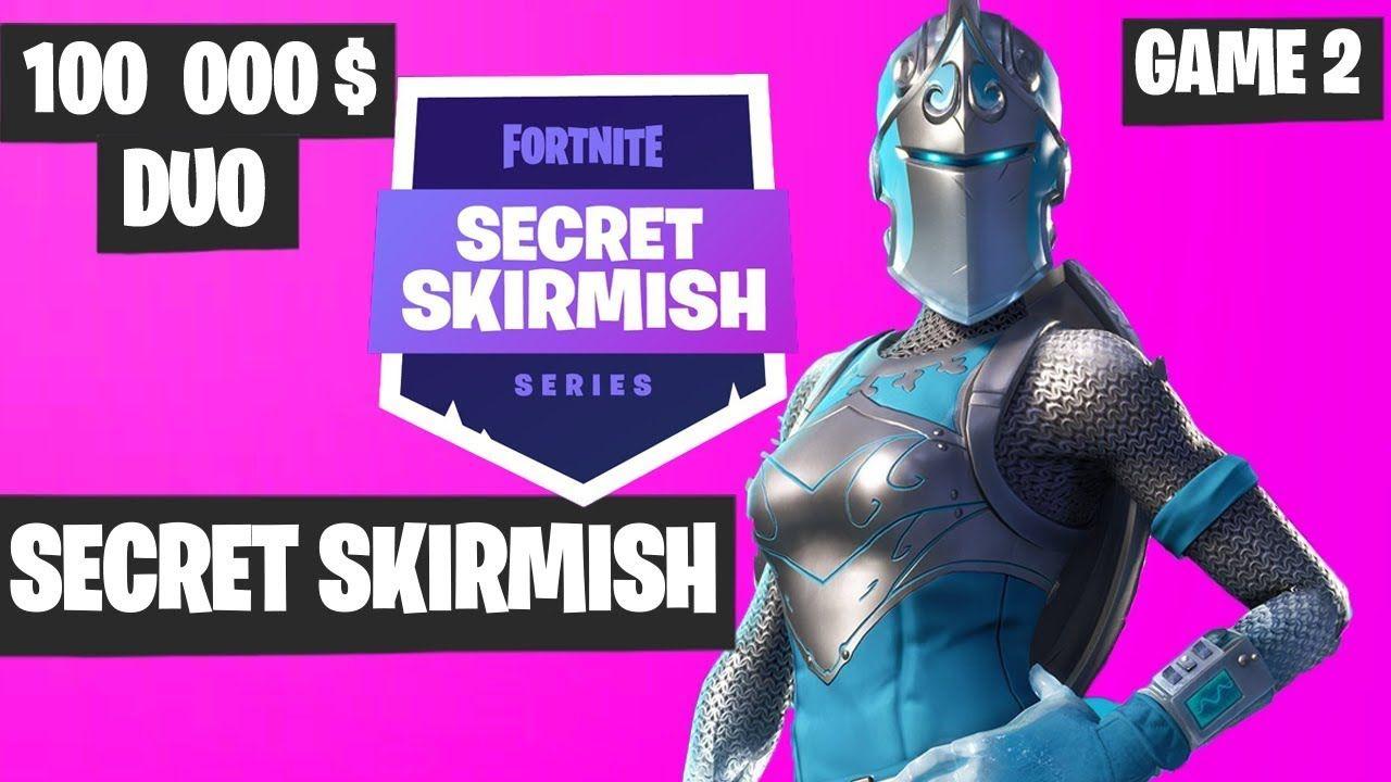 fortnite secret skirmish duo game 2 highlights fortnite tournament 2019 - fortnite tournament 2019 near me