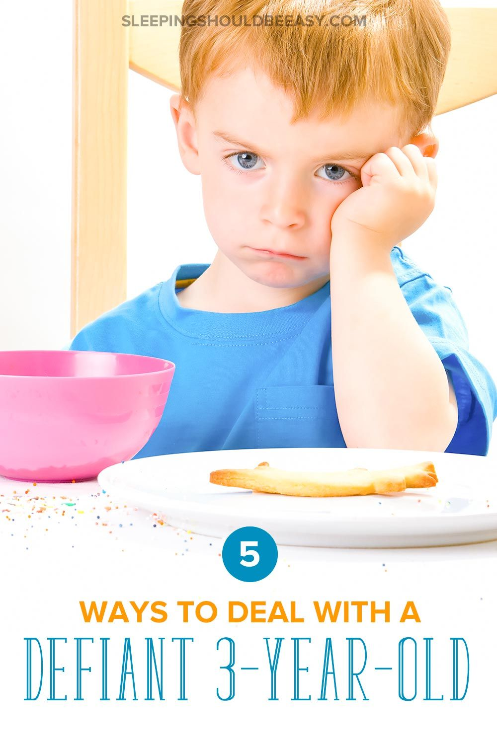 5 Unusual Ways to Deal with a Defiant 3 Year Old (With ...