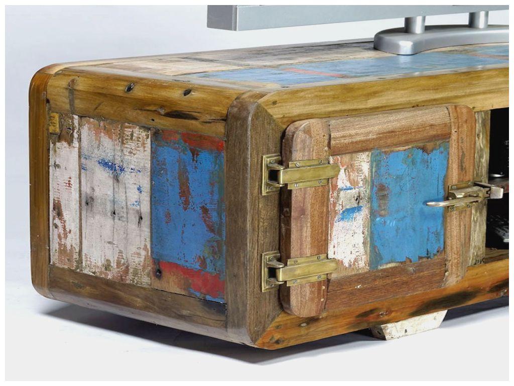 Elegant Meuble Tv Bois De Bateau Recycle Meuble Tv Bois De Bateau Recycle Elegant Meuble Tv Bois De Bateau Recycle Meubles Vint Decor Home Decor Furniture