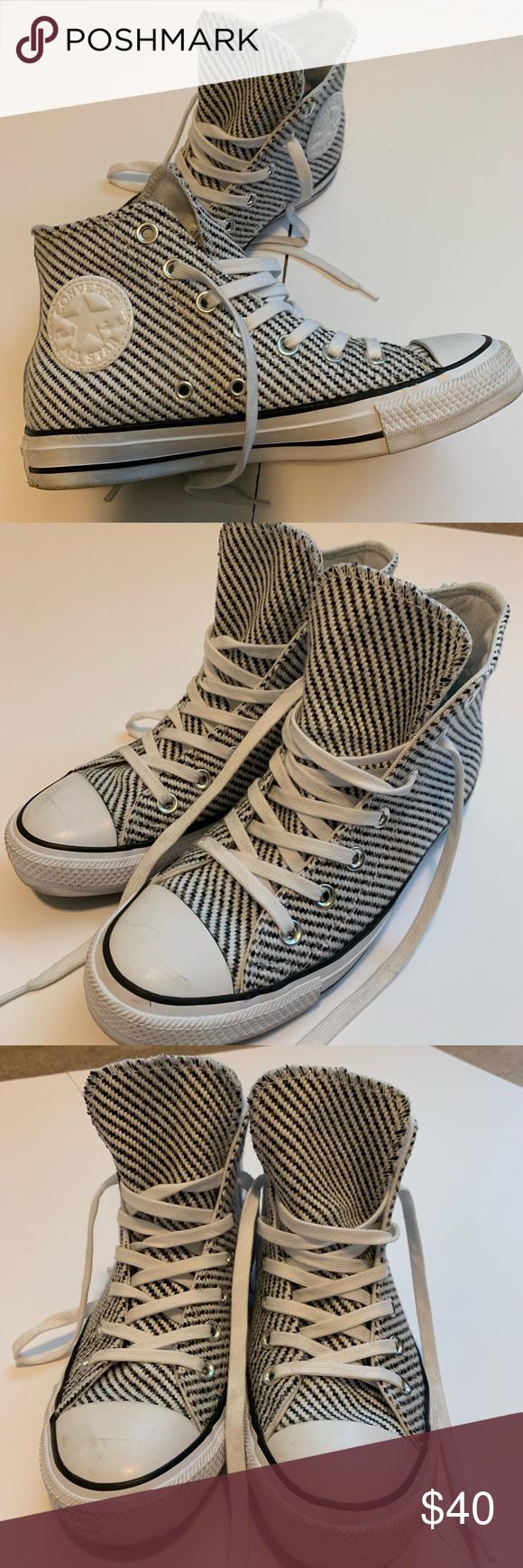 Converse Striped High Top | High tops