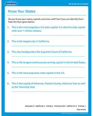 Worksheets 7th Grade Social Studies Worksheets third grade social studies worksheets irade co states and capitals and