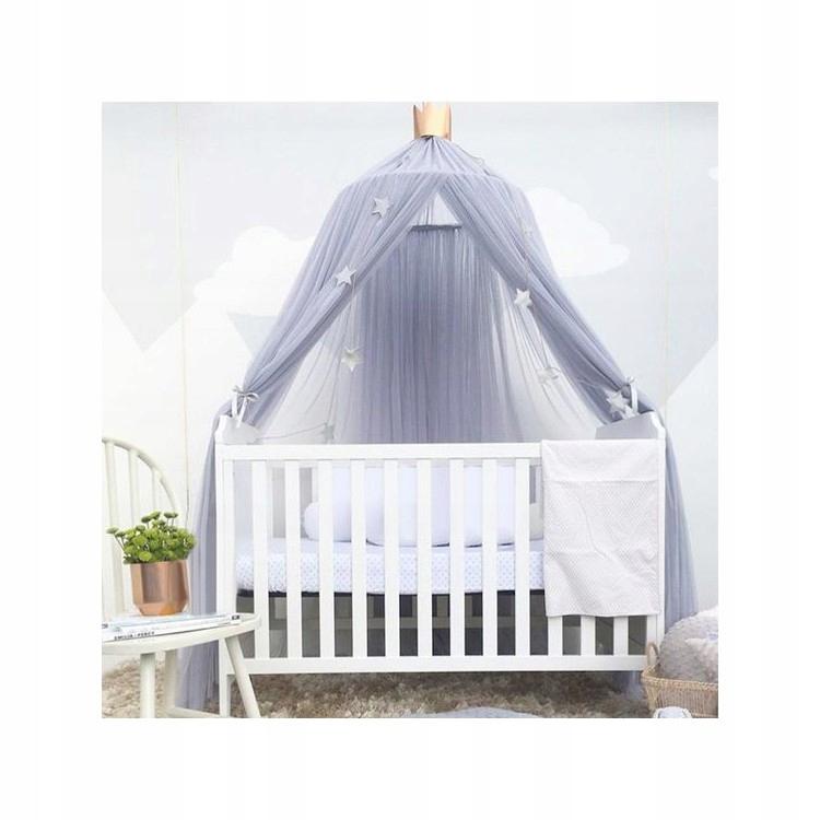 Tiulowy Baldachim Gesty Moskitiera Namiot Tiul Bed Home Decor Decor