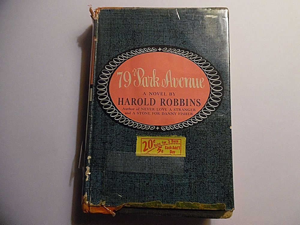 harold robbins books for sale