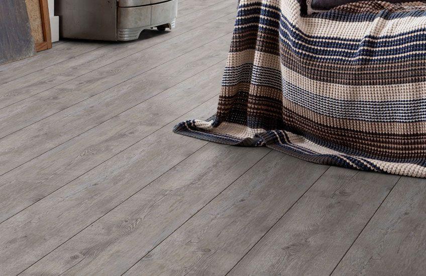 Pvc vloer home stick grey pecan xl: zelfklevende pvc vloer