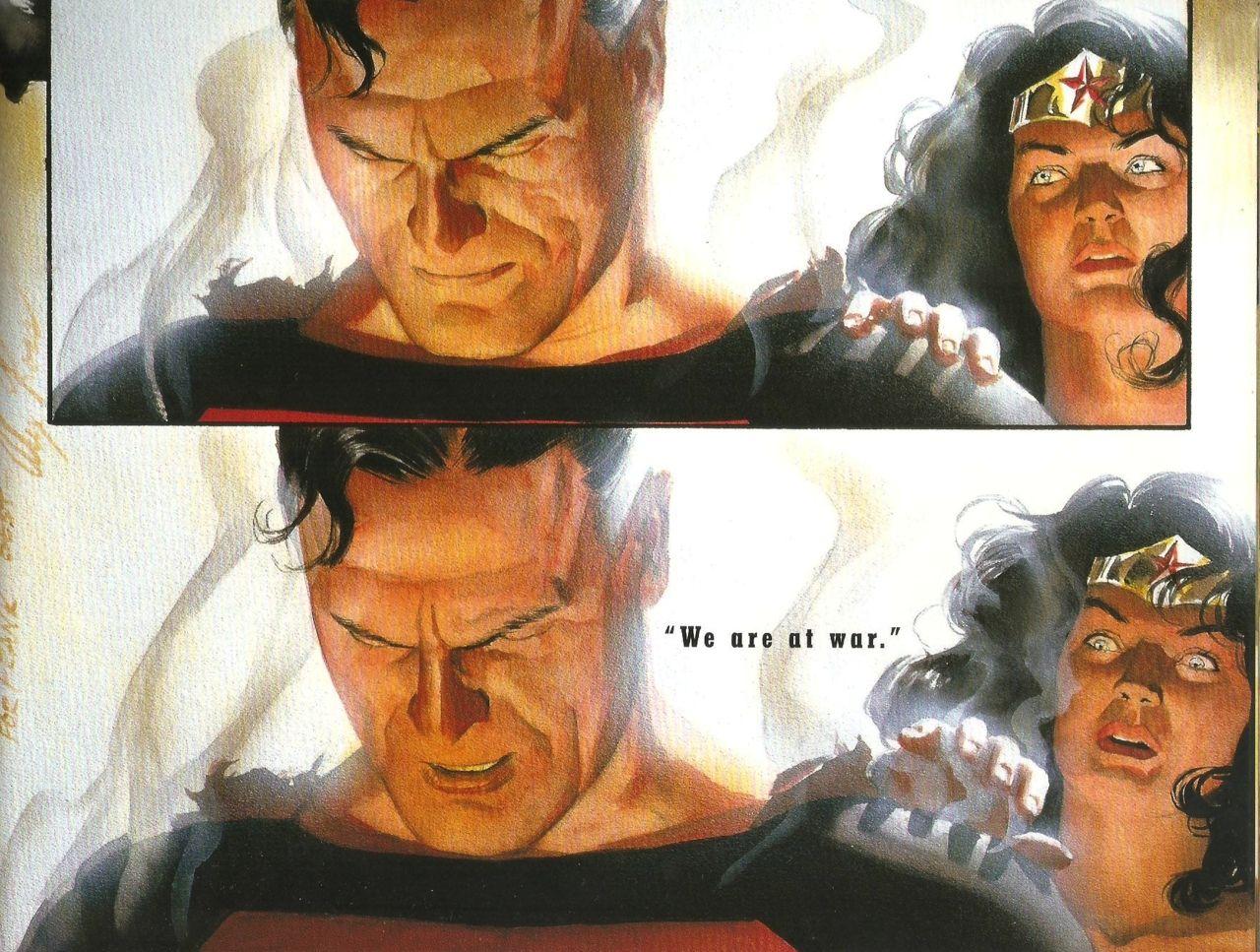 Superman n wonder woman-9826