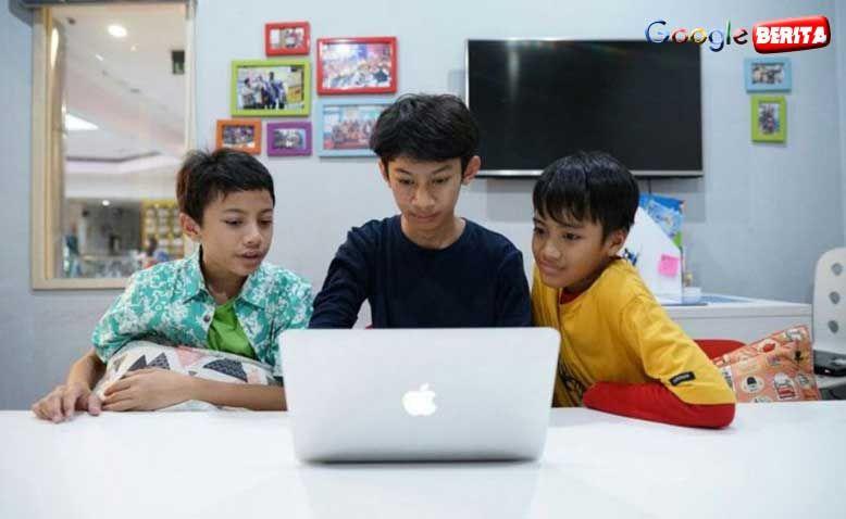 Saatnya Anak Membuat Games Sendiri Google Berita 8211 Era Digital Telah Membuat Anak Anak Kini Menjadi 8216 Digital Native 8217 At Belajar Aplikasi Anak
