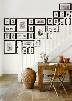 Staircase Wall Decor stairwell photo display ideas - google search | stairwell