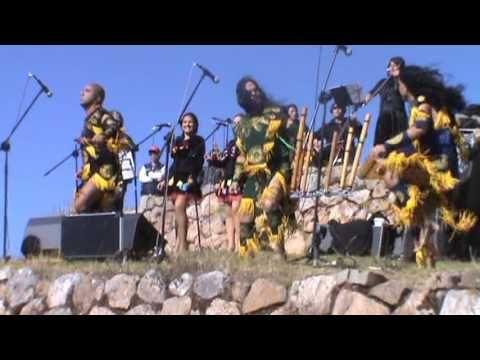 Fuerza Informativa Sondor Raymi 2012 majestuosa presentación de Alborada...