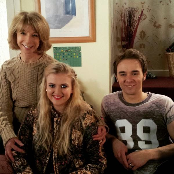 Coronation Street Blog Meet The New Bethany Platt Take Two Coronation Street Blog Coronation Street David Coronation Street