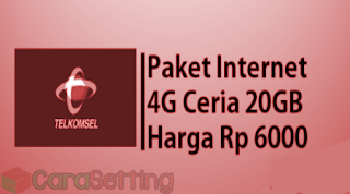 Cara Beli Paket 4g Ceria 20gb Rp6000 Telkomsel Https Ift Tt 2dh8doc Internet Aplikasi Penekanan