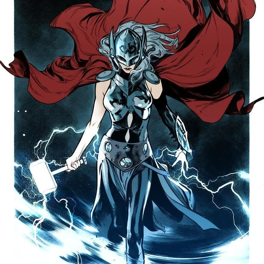 Jane Foster In Thor's Upcoming Movie