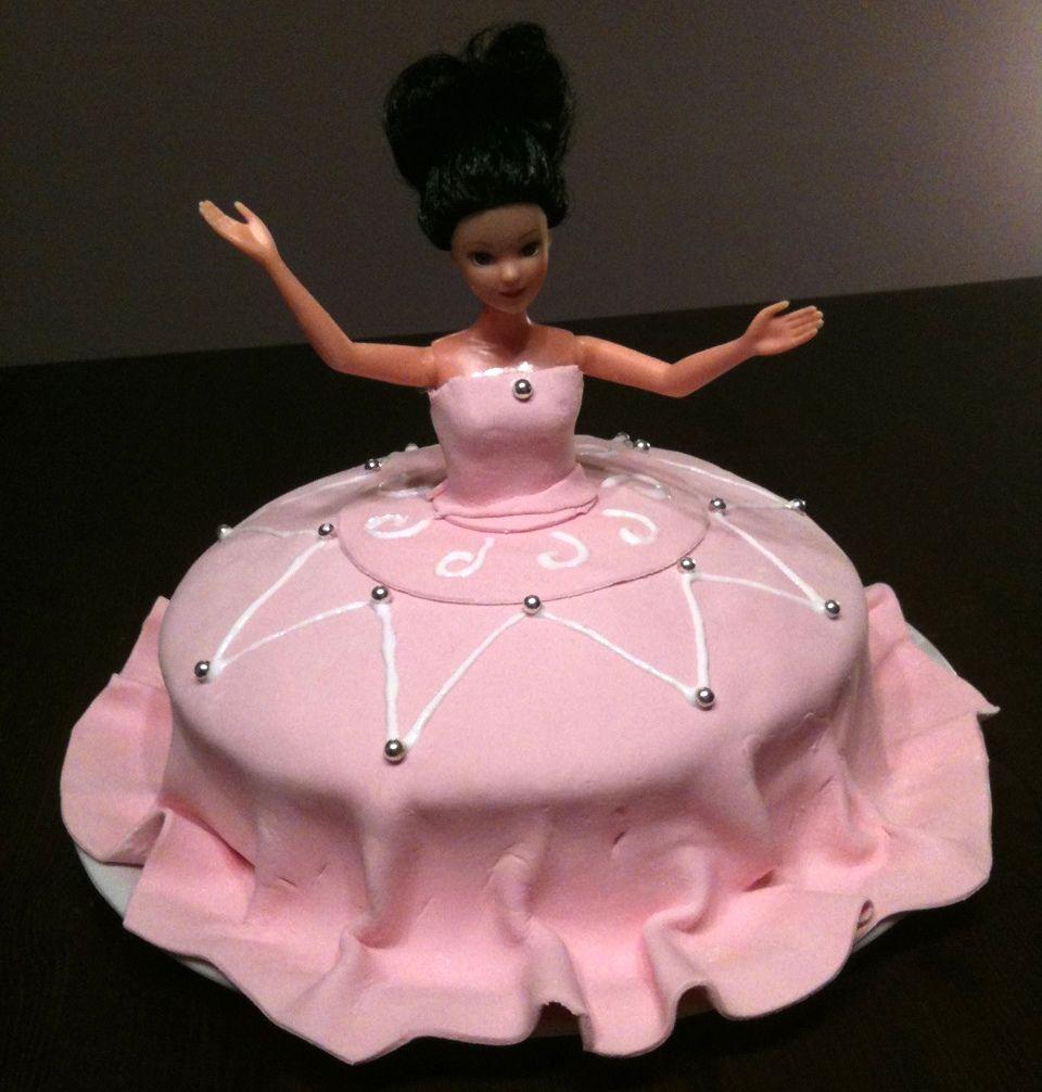 Gateau anniversaire princesse g teau anniversaire pinterest foodies and bar - Gateau anniversaire recette ...