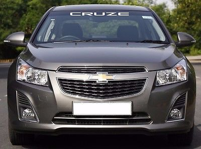 CHEVY CRUZE WINDSHIELD DECAL Chevy Decals Pinterest EBay - Chevy windshield decals trucks