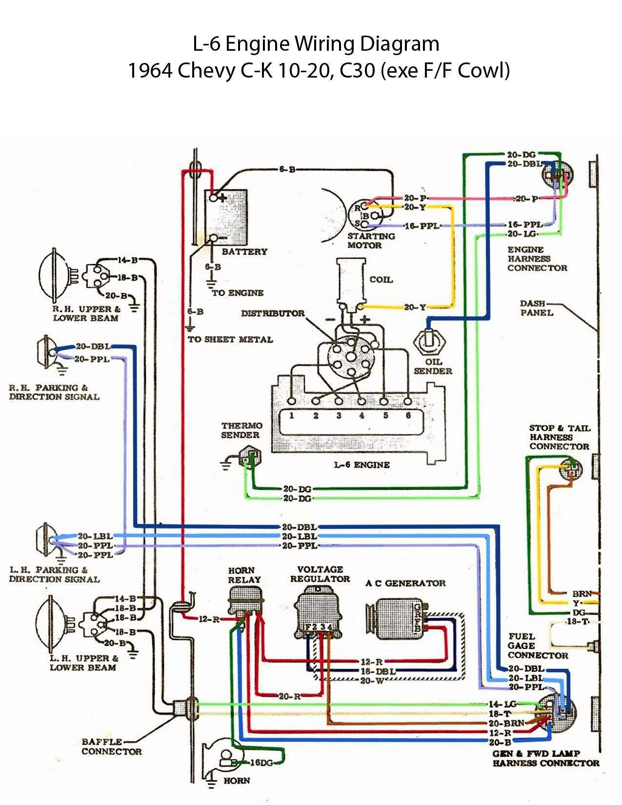 Wiring Diagram Cars Trucks Wiring Diagram Cars Trucks Truck Horn Wiring Wiring Diagrams Chevy Trucks 1963 Chevy Truck Electrical Diagram