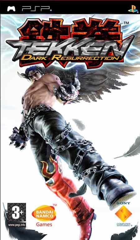 Tekken Psp Dark Resurrection Video Games Pc Resurrection Psp