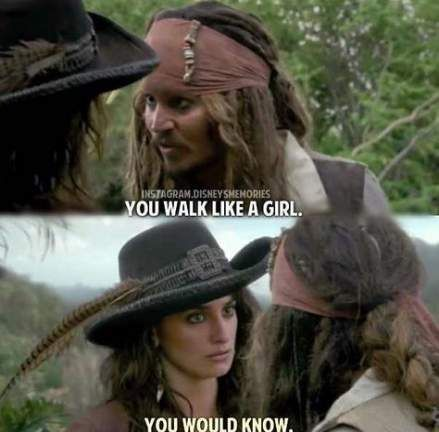 36 trendy ideas for funny quotes from movies captain jack so true