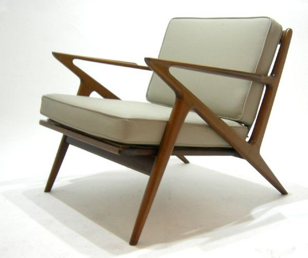 Z Chair   Poul Jensen