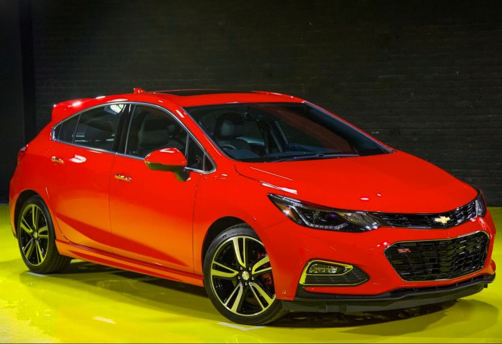 2018 Chevrolet Cruze Review Interior In 2017 The Chevrolet