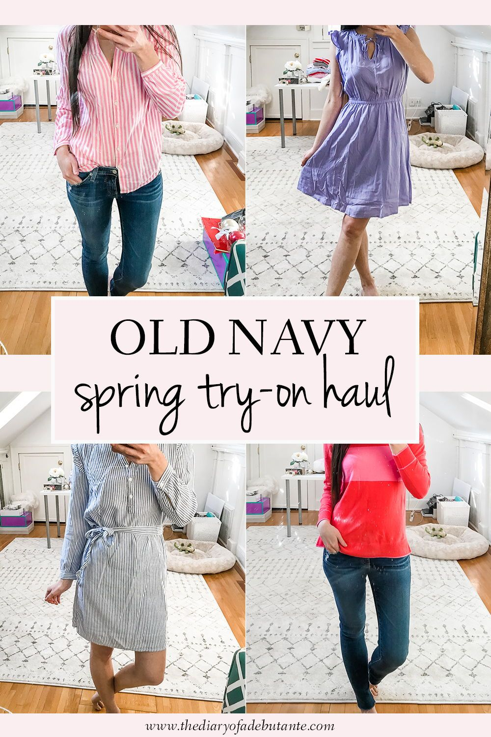 442400d6c40 The Old Navy Spring 2019 collection is to die for! So many incredible  finds-. Read it