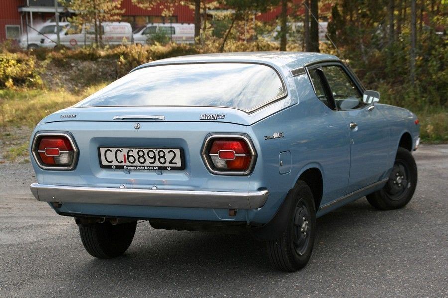 Datsun 120A Cherry Coupe F10 | Assorted Awesomeness III ...