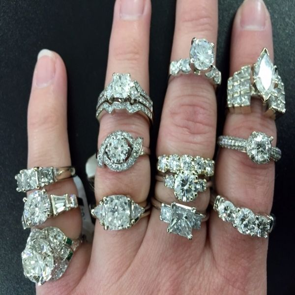 Pin On Wedding Ideas In 2018 Pinterest Engagement Rings Rings