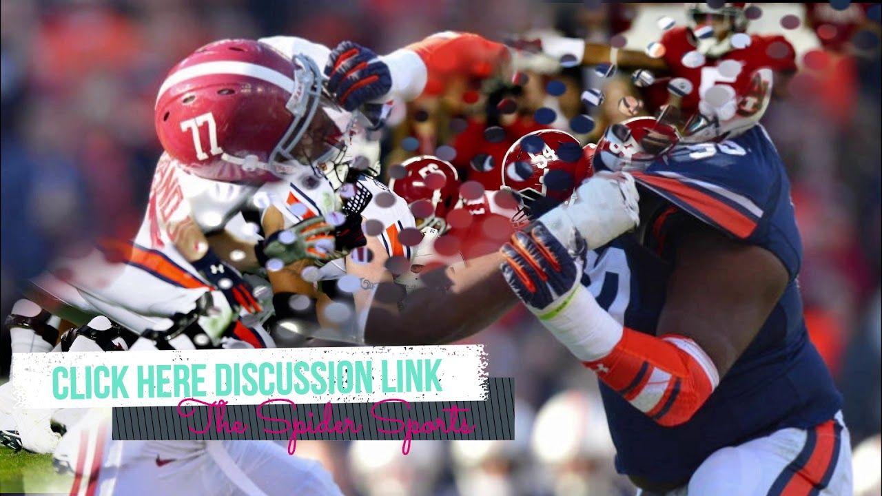 Watch Iron Bowl Game 2018 Live Stream[Auburn vs Alabama