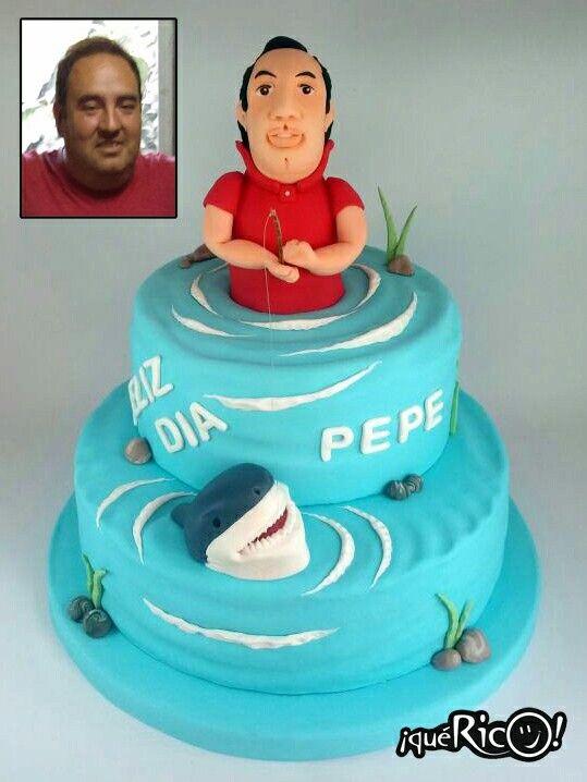 Torta Pescador - Fisher Cake