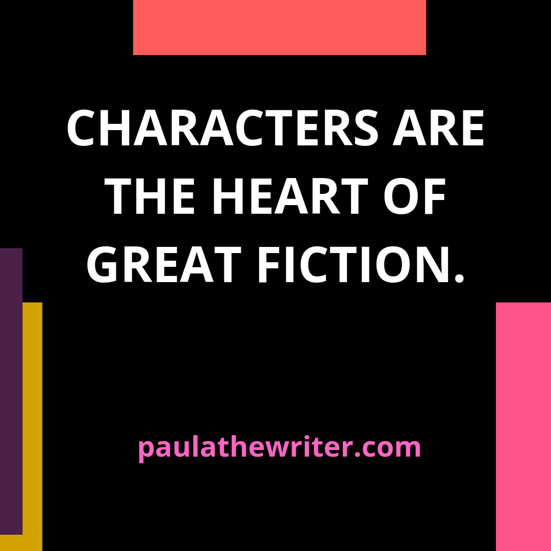 Without Believable Characters Your Novel Won T Be