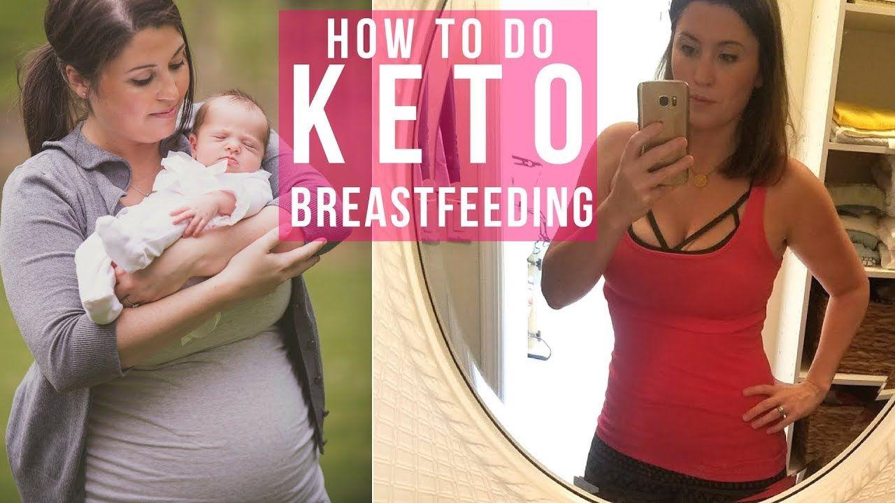 low carb diet breastfeeding