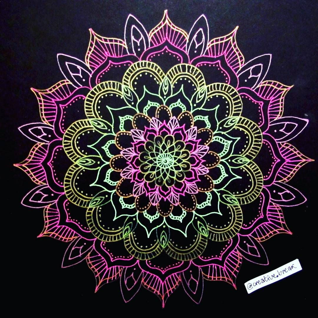 See this instagram photo by creativeeak u likes mandalas