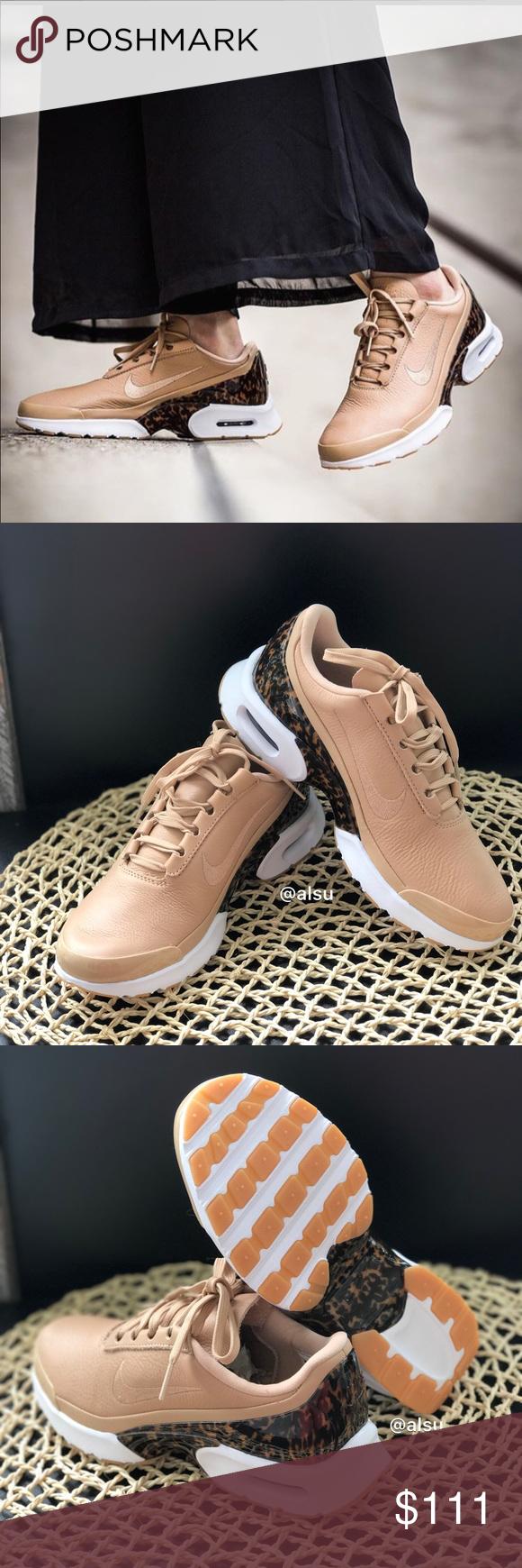 04d0508f03e1 NWT Nike Air Max Jewell LX Vachetta Tan WMNS Brand new with no lid box.