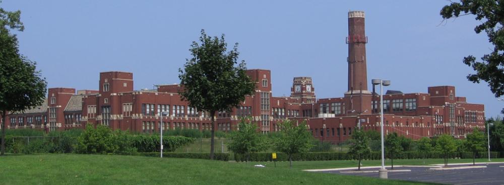 Lane Technical College Preparatory High School in 2020