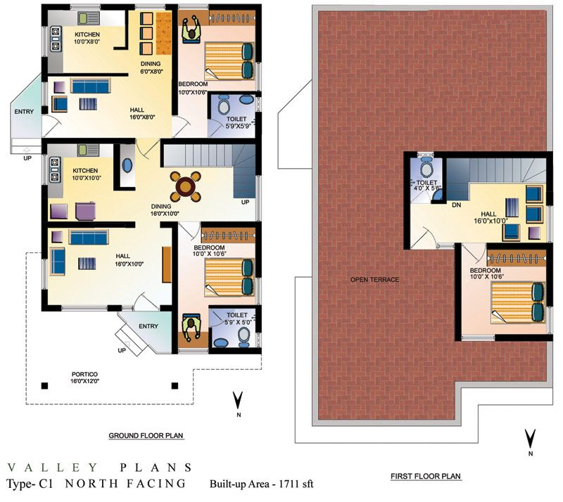 Vastu For North Facing House Layout North Facing House Plan 8 Vasthurengan Com Emejing Duplex House Plan For North Facing House House Plans Indian House Plans