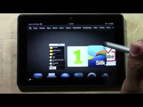▶ Kindle Fire HDX - How to Download the Official Instagram App - YouTube