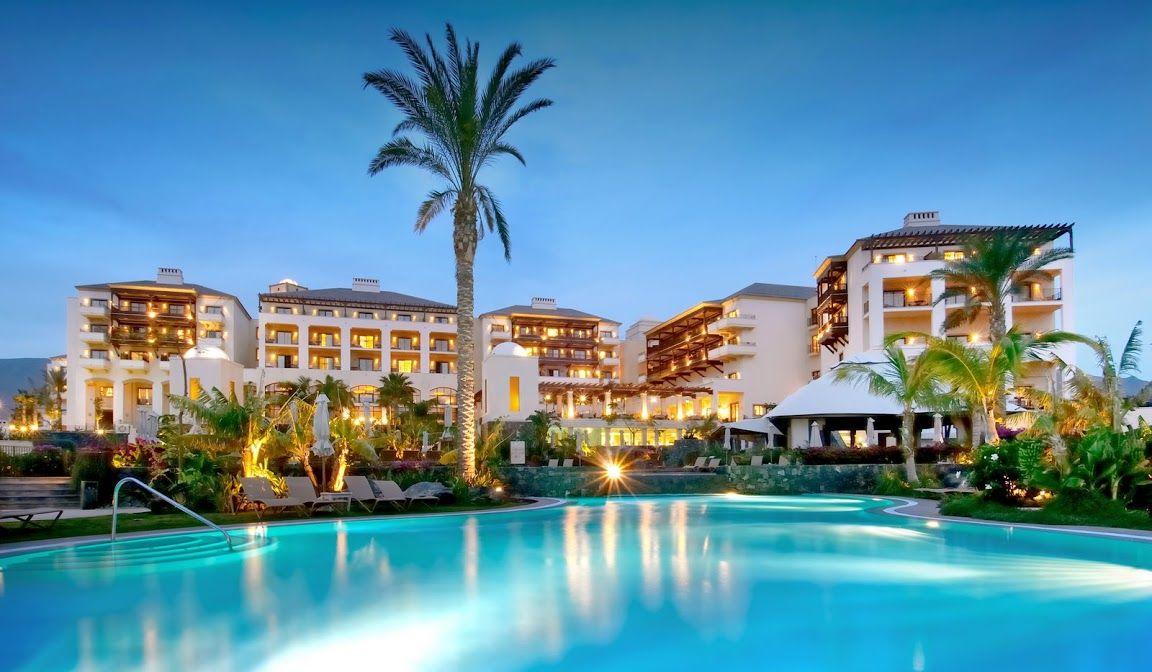 5* Vincci La Plantacion Del Sur Luxury 7 Night Tenerife