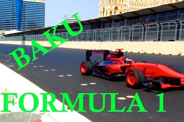 Community Post Formula 1 In Baku Training Runs Formula 1