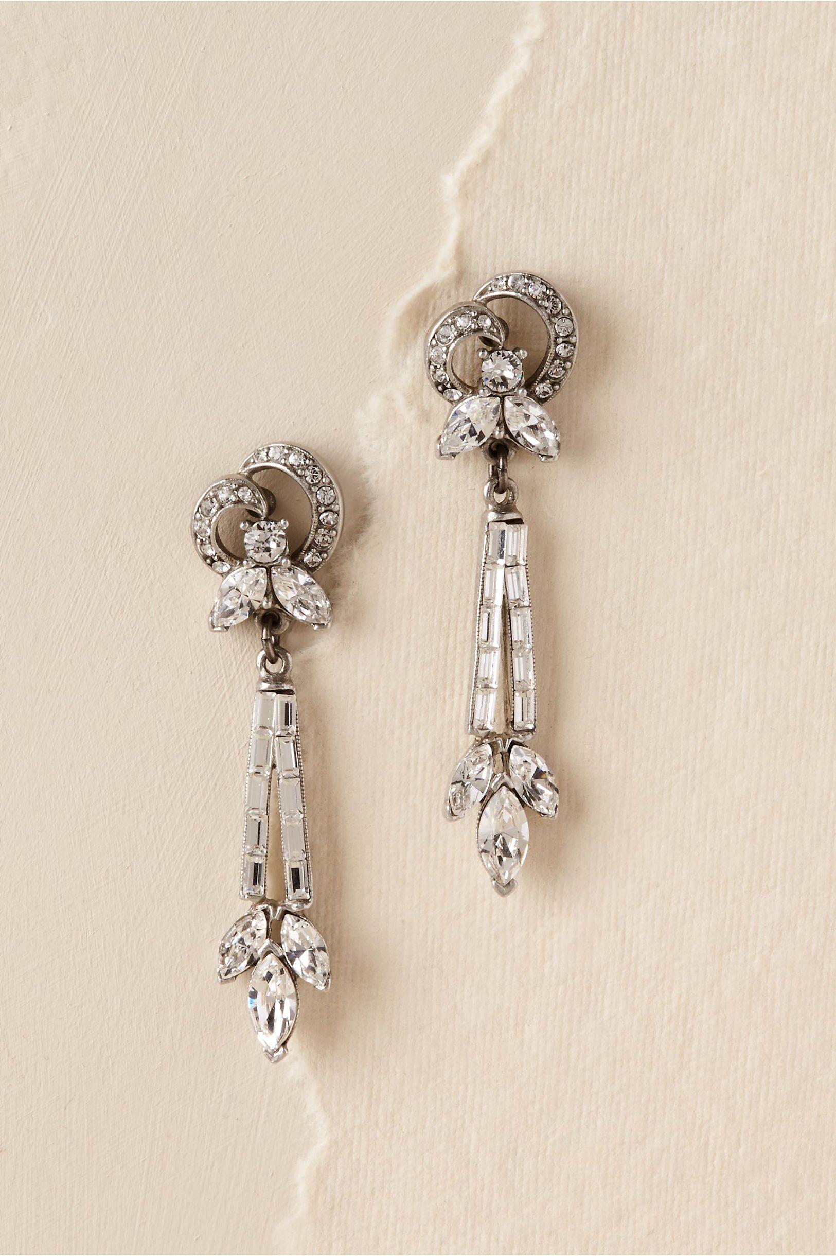 97c93087c36ff Pin by Lauren Shapiro on Bridal Jewelry in 2019 | Earrings, Drop ...