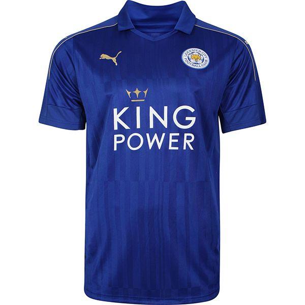 e30ece3444eaa Tailandia Camiseta Leicester City Primera 2016 17