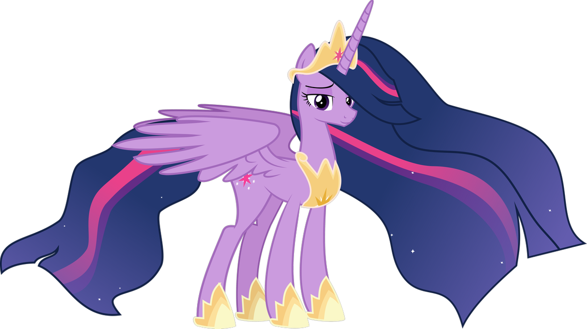 - Future Princess Twilight|MLP Vector (UPDATED) By CrystalMagic6 On