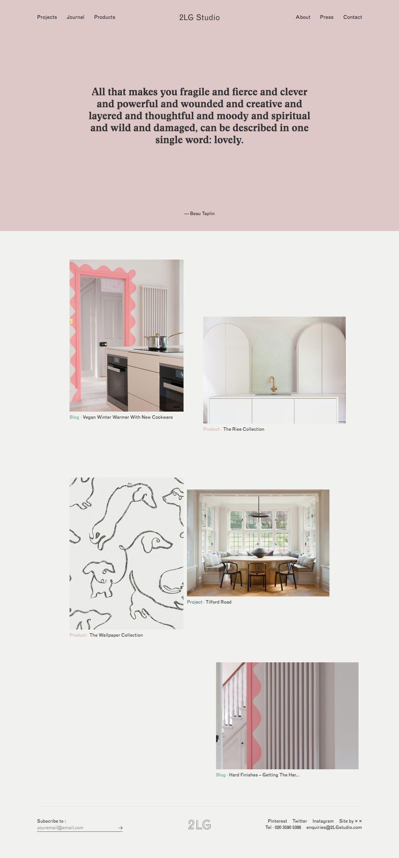 2lg studio landing page design inspiration lapa ninja landing rh pinterest com