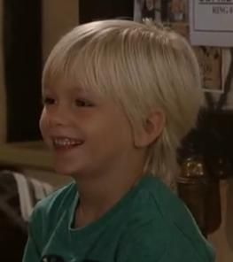 Max Turner is Kylie's son. He is played by Harry McDermott.