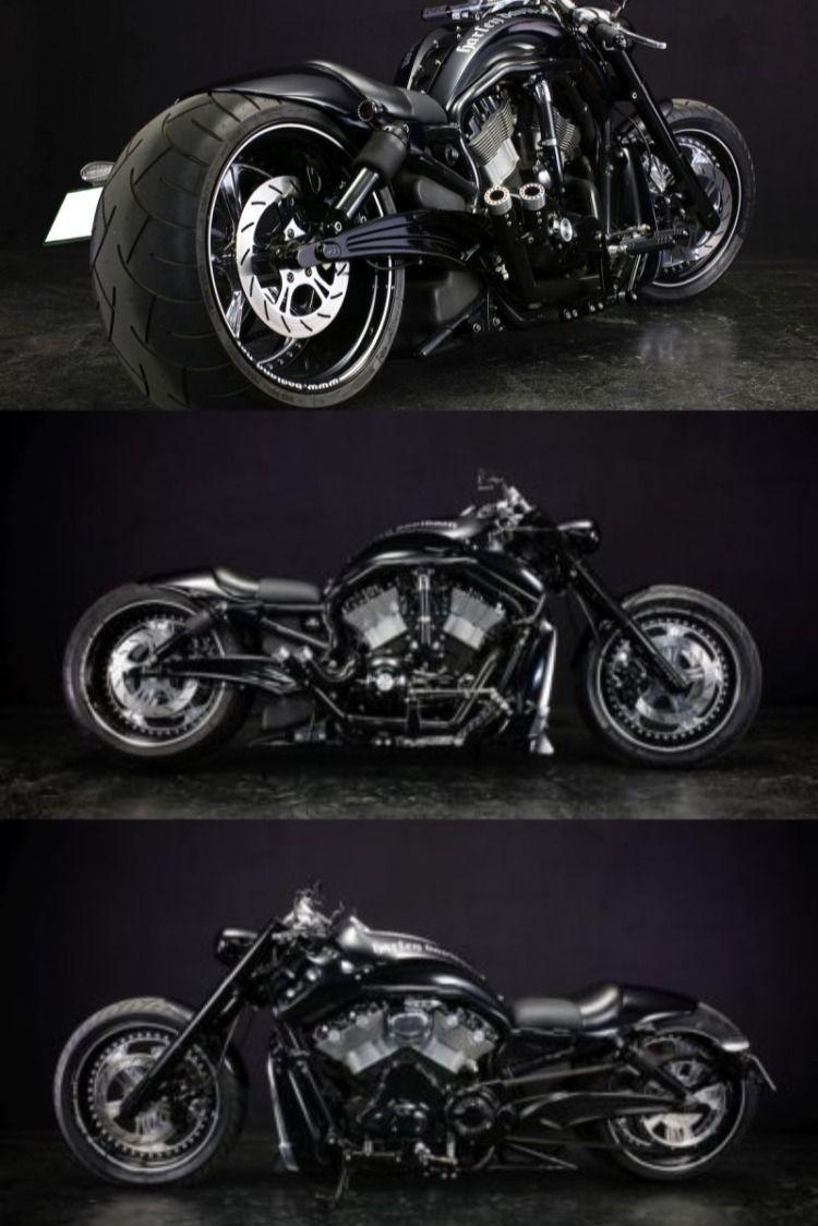 Harley Davidson V Rod Violator Chopper By Bad Land Bad Bestmotorcyclesmotorbikes Chopp [ 1124 x 750 Pixel ]