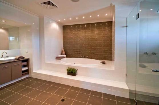 Übergang Dusche Badewanne