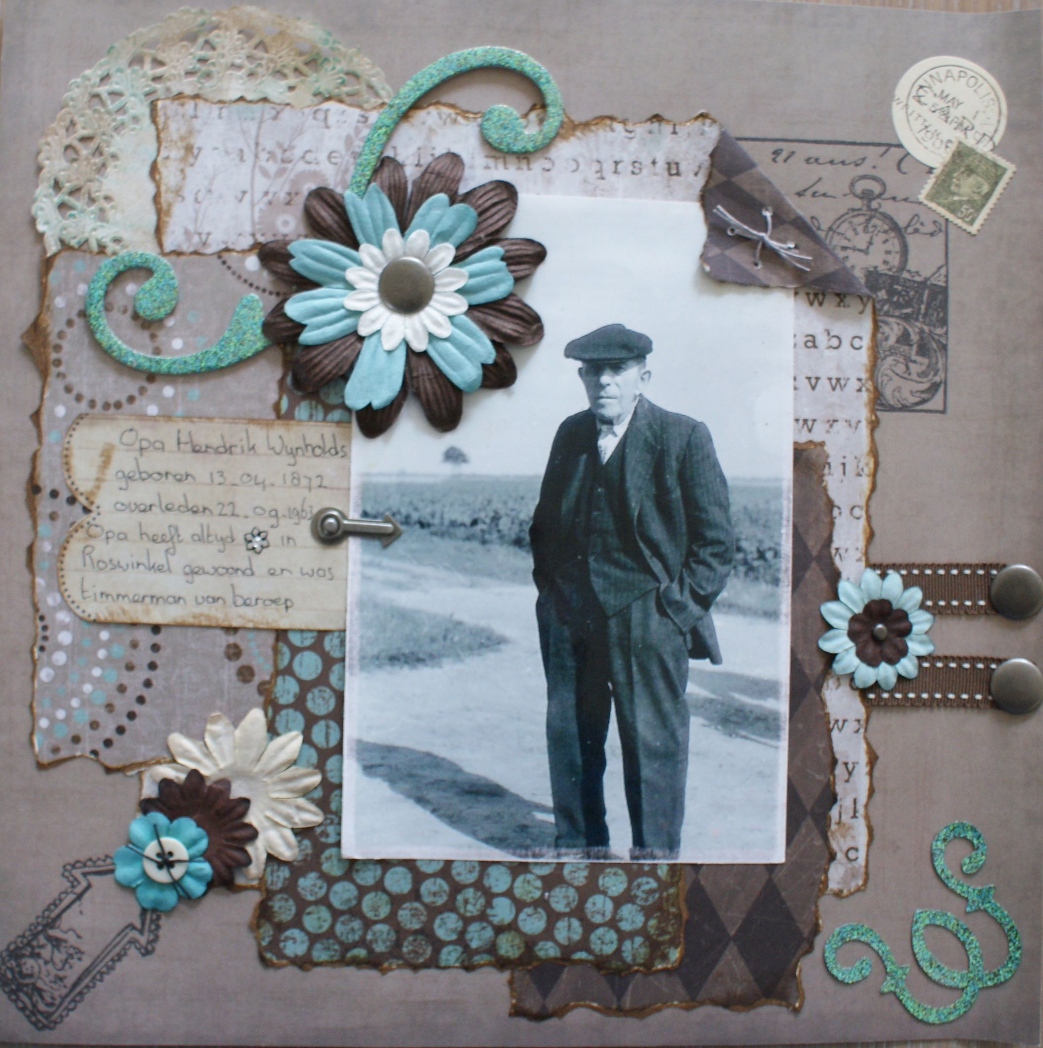 Toko my scrapbook ideas jakarta