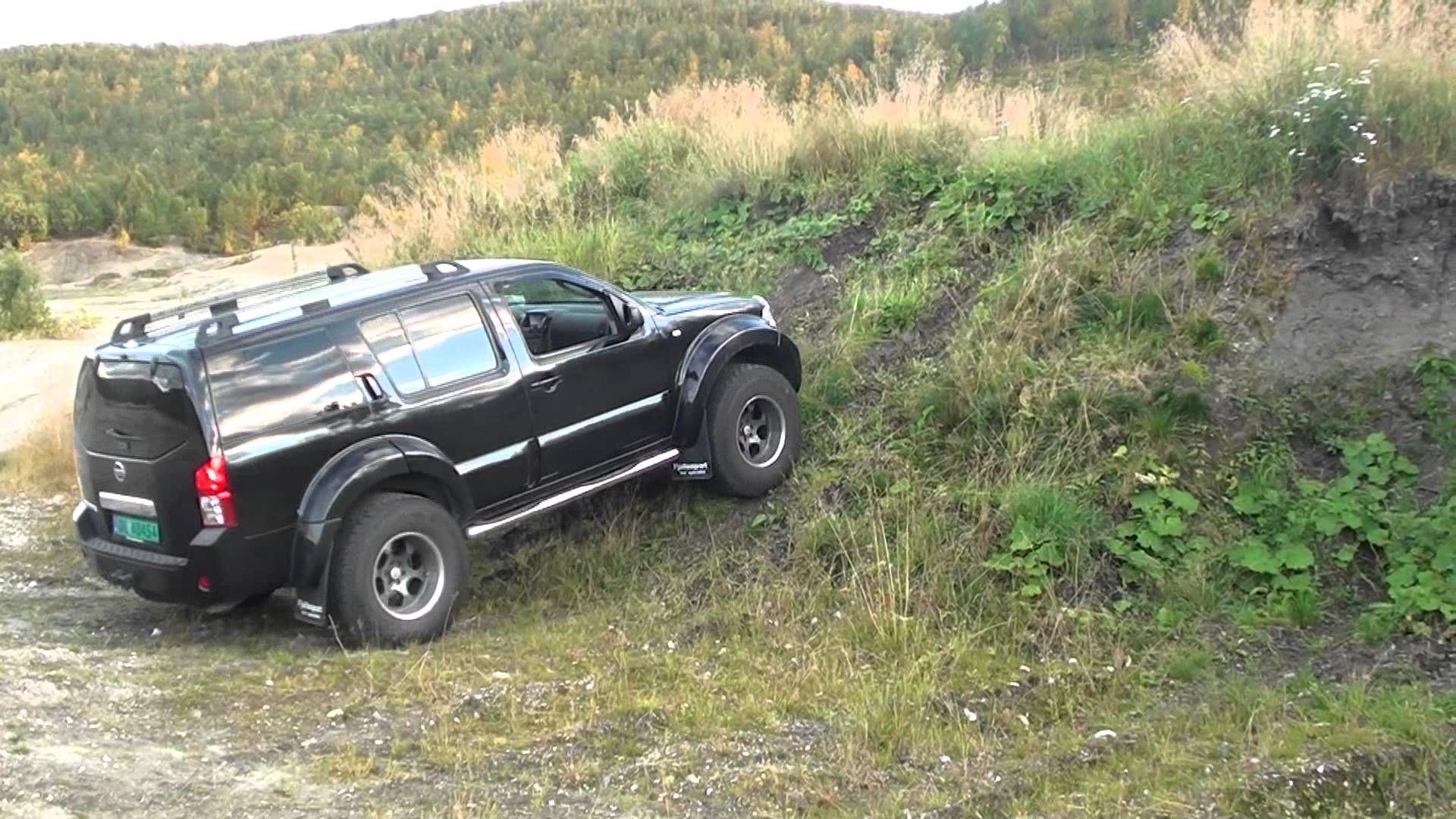 Nissan pathfinder fjallasport xtreme4x4 part 1 pathfinder nissan pathfinder fjallasport xtreme4x4 part 1 vanachro Images