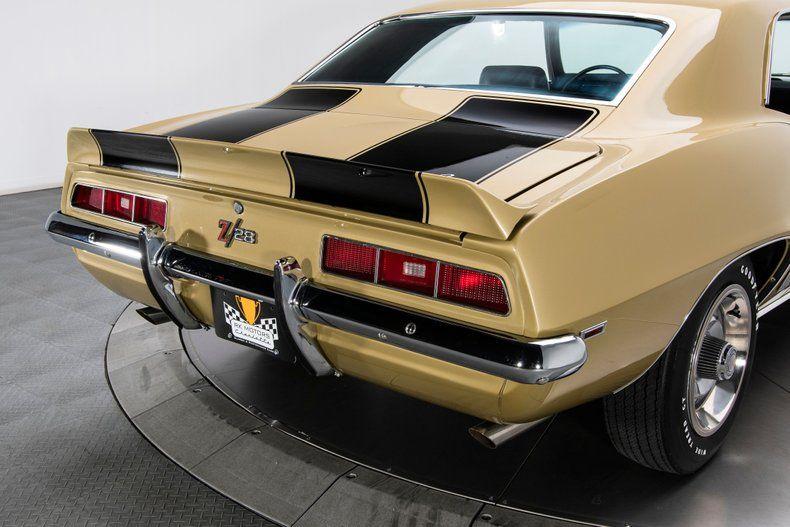 1969 Chevrolet Camaro Z28 For Sale Allcollectorcars Com Chevrolet Camaro Camaro Chevrolet