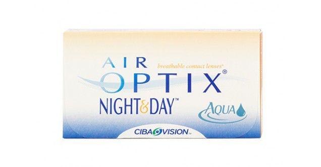 1fb3408b9e742 Air Optix Night   Day Aqua Contact Lenses in Prescription India ...